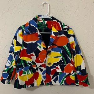 Vintage Ralph Lauren cropped jacket